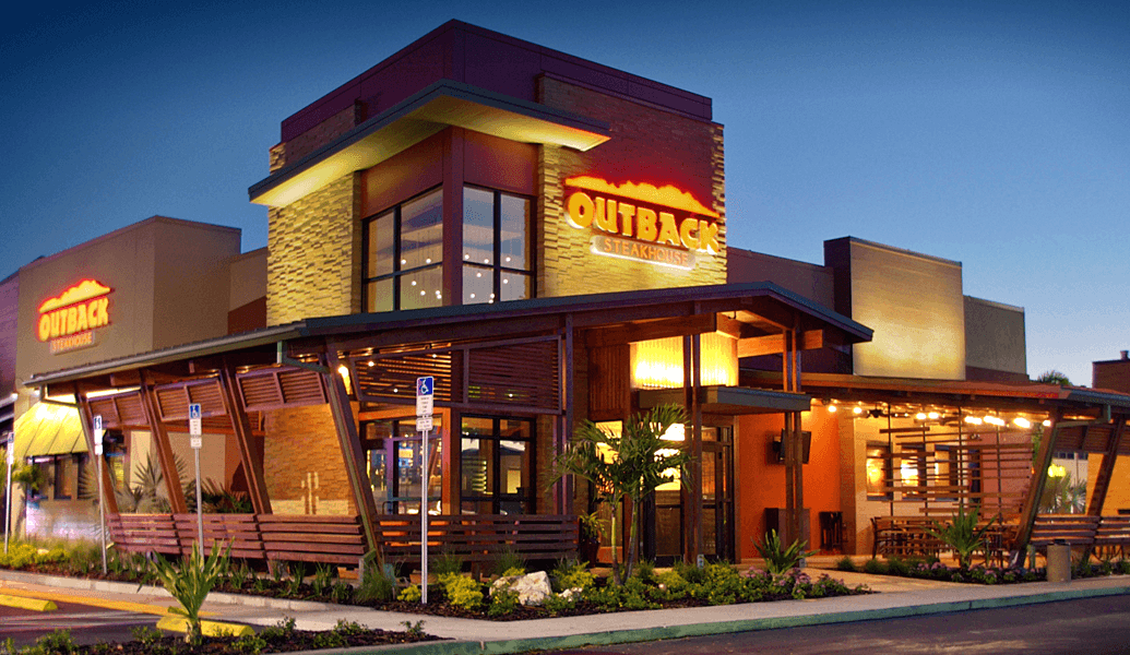 *up to $20 off at Outback Steakhouse, Carrabba's Italian Grill or Bonefish Grill, up to $40 off at Fleming's Prime Steakhouse. You're on the list. Guest, Plan .