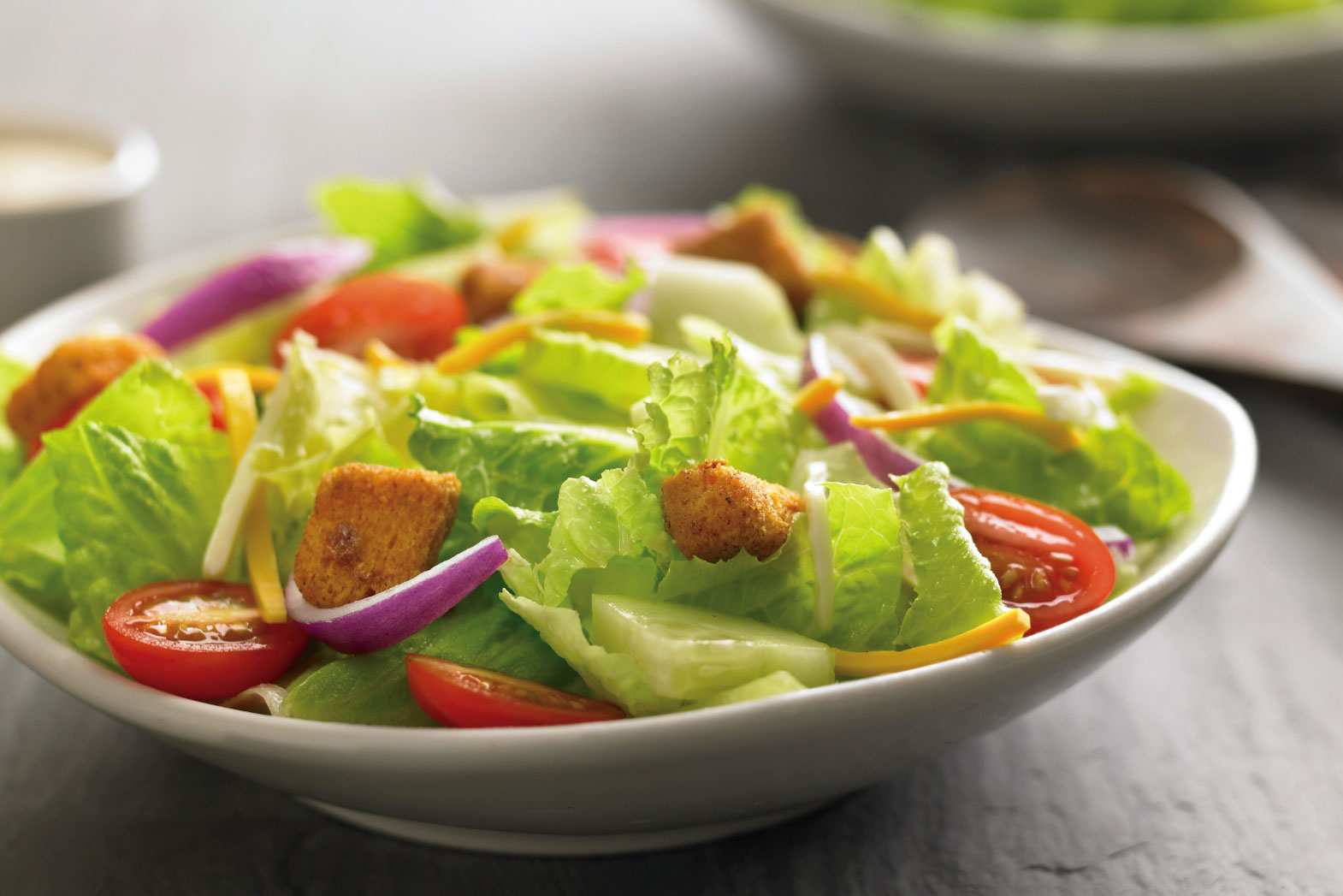 Side Salad Under 600 Calories