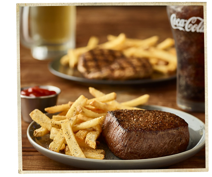 graphic relating to Outback Printable Menu named Supper Outback Steakhouse