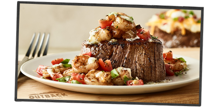 outback lobster mac and cheese calories
