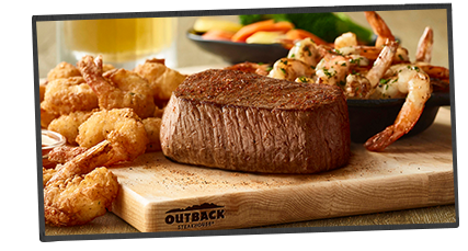 picture relating to Outback Steakhouse Printable Menu identify Supper Outback Steakhouse