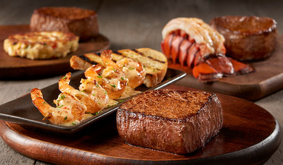 Steak & Seafood